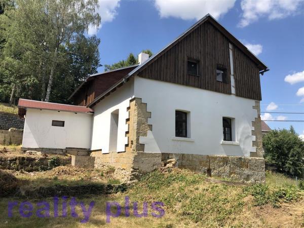 Prodej rodinného domu v obci Hlavice