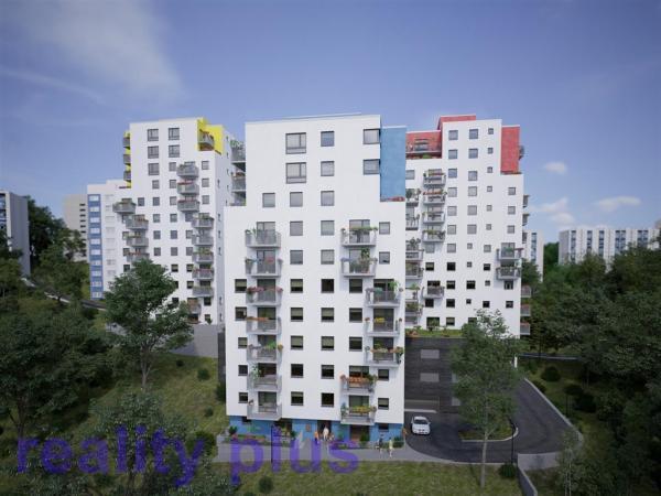 Prodej nového bytu 2+kk v Liberci, Polní ulice